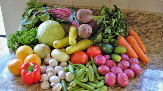 Wellness in The Woodlands: Country Market Woodlands /Spring CSA Review